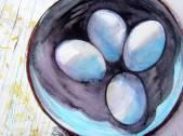 White Eggs, December 2015