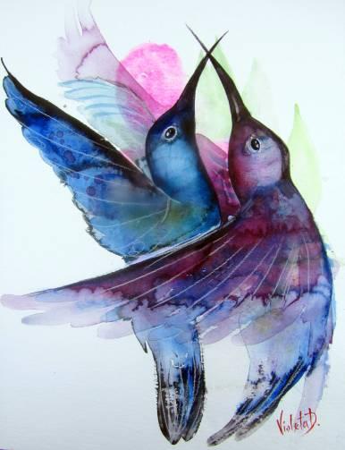 Hummingbird Tango (2016)