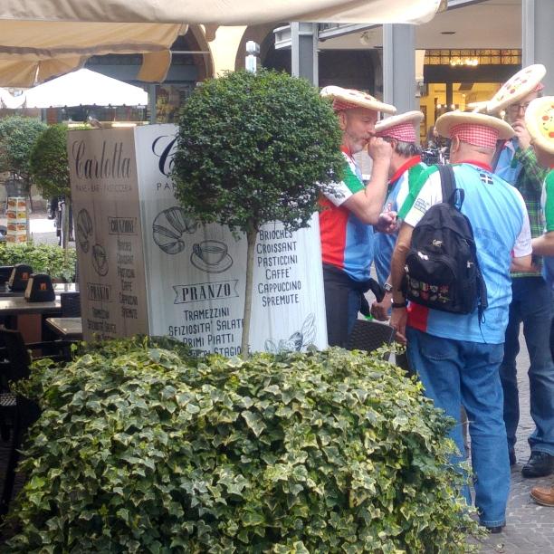 Streets of Padua