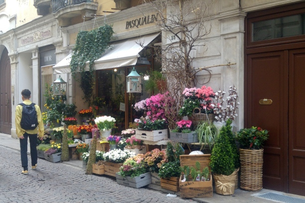 Flower shops in Vicenza